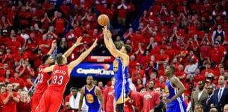 La nueva estrella del baloncesto mundial se llama Stephen Curry