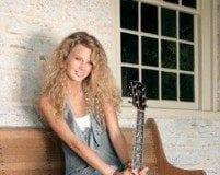 Taylor Swift, una estudiante de High School en Pensilvania