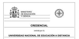 Acreditación de estudiantes procedentes del sistema educativo inglés para el acceso a la universidad