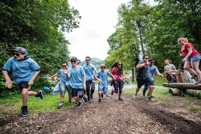 Aprende inglés  en campamentos de verano en el extranjero