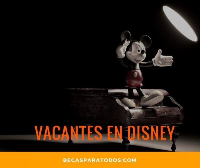 Disney bolsa de trabajo en América Latina, mira las oportunidades