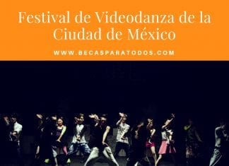 Convocatoria abierta para el 3º Festival de Videodanza de la Ciudad de México
