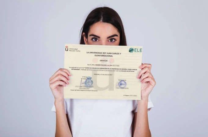Cursos de Profesor de Español ELE certificado