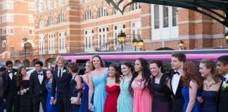 El Prom, Baile de Graduación