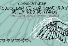 Convocatoria para cineastas mexicanos: Producción de Cortometrajes, Red Faros