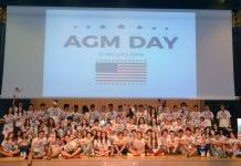AGM Day 2018: Despedimos a los estudiantes que van a comenzar ya su aventura en EEUU