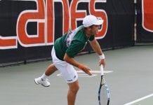 """Pablo Aycart, tenista con beca deportiva en EEUU: """"Estoy viviendo la mejor etapa de mi vida"""""""