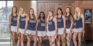 """Paula Boixader, tenista en EEUU: """"Somos la familia americana y siempre nos ayudamos las unas a las otras"""""""