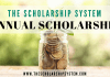 The Scholarship System 3rd Annual Scholarship Results