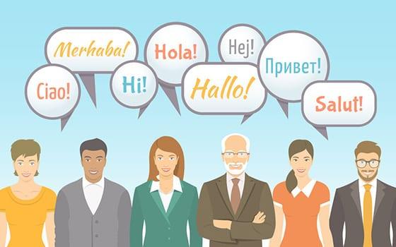 Idiomas diferentes con salidas profesionales