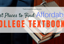 Best Places to Find Affordable College Textbooks