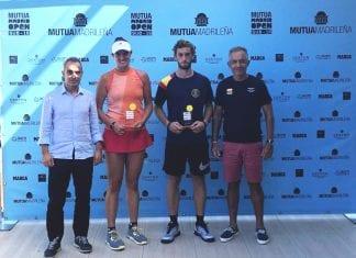Andrea Redondo y Pedro de la Riva, campeones del MMO Sub16 en Valencia