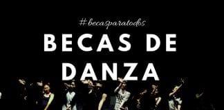 Convocatoria para bailarines, haz un taller organizado por el Centro Nacional de las Artes