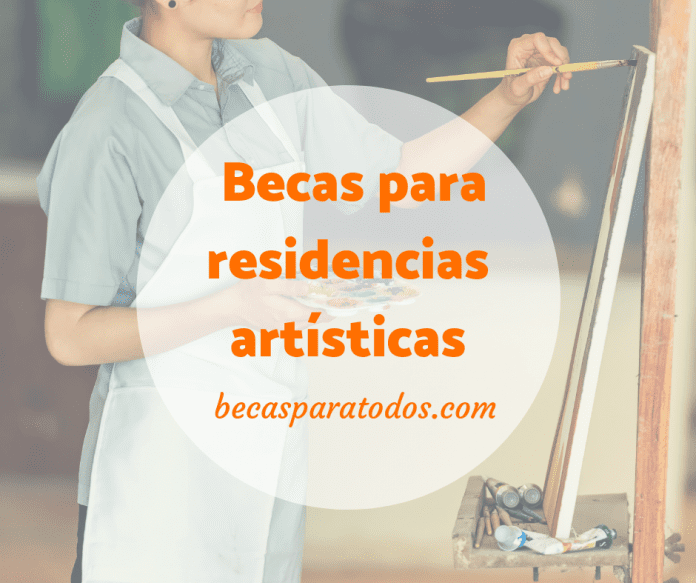 Becas de residencias internacionales para artistas mexicanos, FONCA