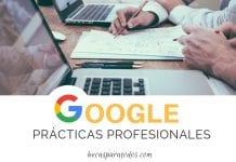 Haz tus prácticas profesionales en Google México