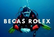 Becas Rolex y OWUSS para personalities amantes del mar