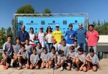 Miguel Pérez y Carolina Gómez, campeones del MMO sub16 en Lleida