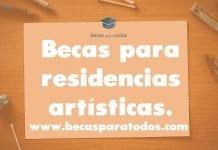 Estancia de un mes en Chile, convocatoria para artistas, Tsonami
