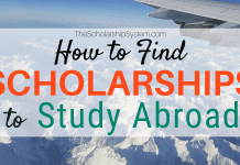 How to Discover Scholarships to Research Study Abroad