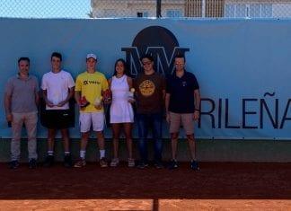 Miguel Pérez y Carolina Gómez repiten victoria en Jávea