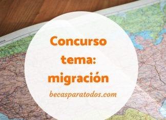 Concurso Maleta Abierta para proyectos sobre migración, Iber-Rutas