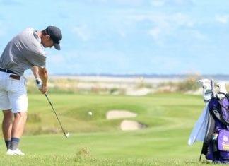 """Ignacio Montero, golfista en EEUU: """"El primary motivo de venir an U.S.A. fue compaginar el golf y los estudios"""""""