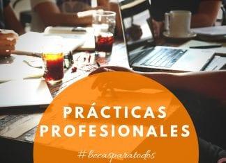 Becas Vodafone Yu Skill para realizar prácticas profesionales en Madrid.