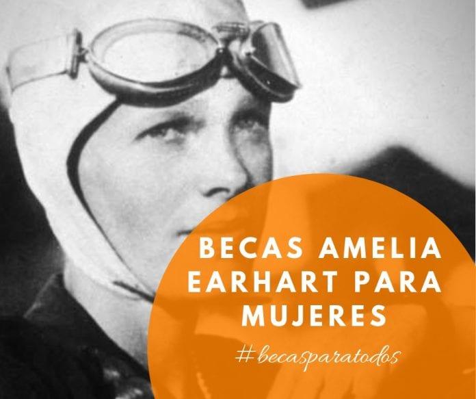 Becas Amelia Earhart para mujeres, ciencias del aeroespacio