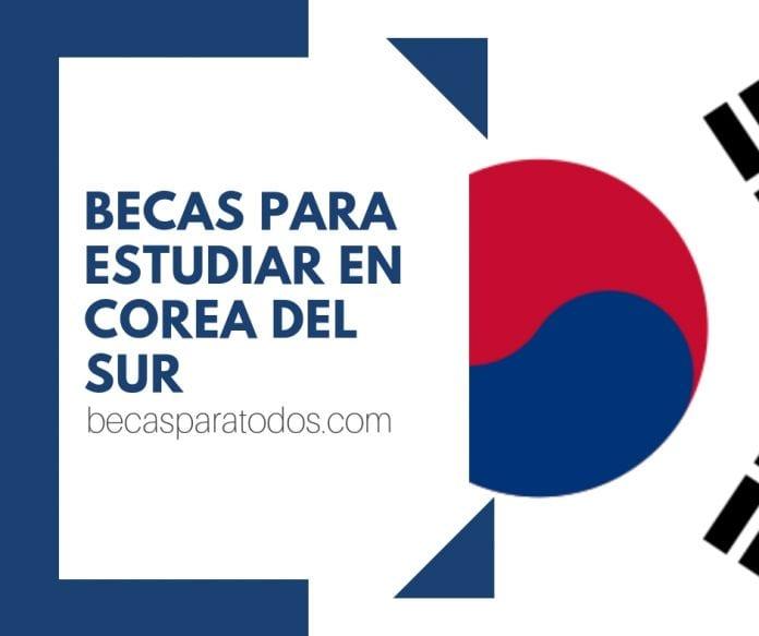 Becas universitarias Beauty International para estudiar en Corea del Sur