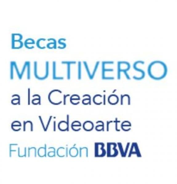 Becas Multiverso para creación de Video Arte, Fundación BBVA