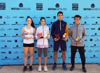 Daniel Rincón y Laura Guberna, campeones del MMO Sub16 en Valladolid