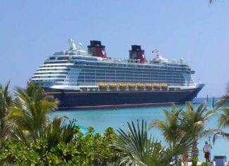 Ocupación en Disney Cruise Line