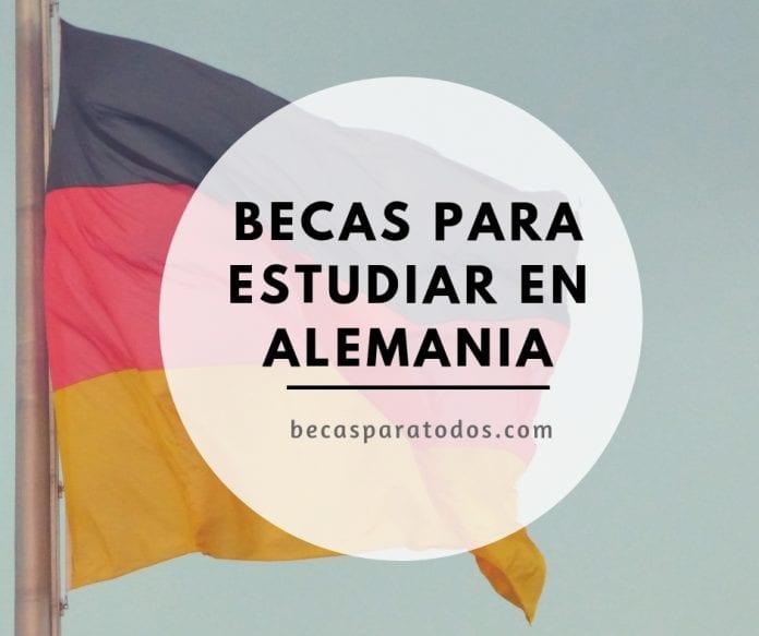 Becas DAAD para mexicanos, estudia en Alemania, ciencias e ingeniería