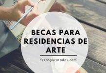 Becas Isla-isla para artistas residentes en Pimiento