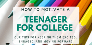How to Inspire a Teen for College