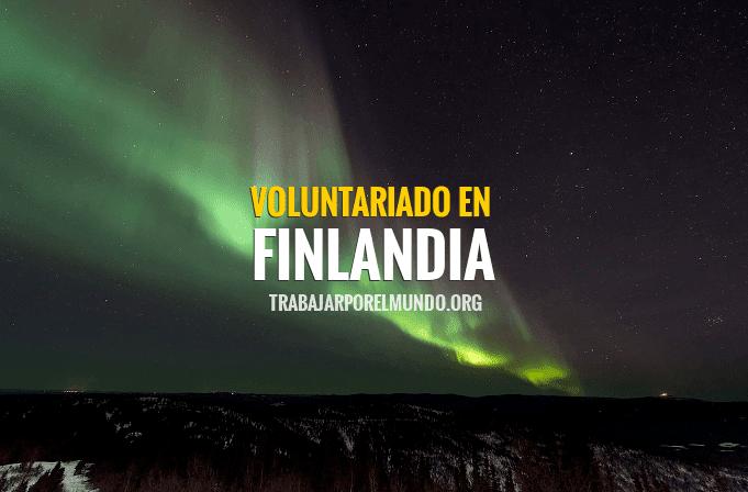 Organizaciones para proceder voluntariado en Finlandia