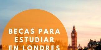 Becas de estudios para instruirse en Londres, Ciencias Sociales