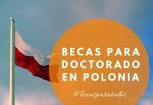 Beca de Doctorado en Nanoeletrónica, Polonia
