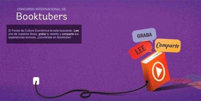 Concurso del Fondo de Cultura Económica, para booktubers internacionales.