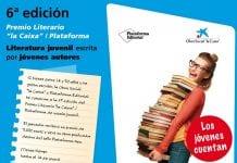 Convocatoria del Premio Literario juvenil de La Caixa