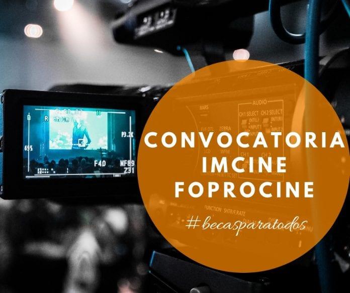 Convocatoria IMCINE para producción de largometrajes de ficción