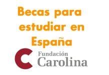 Qué es Fundación Carolina, requisitos, programas, fechas