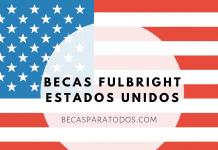 Beca SAAS Fulbright para investigadores españoles, Estudios Americanos