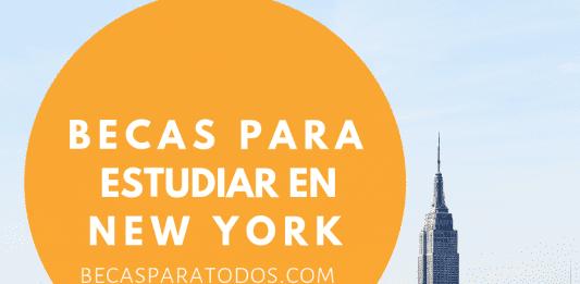 Becas de posgrado para periodistas en la Universidad de Nueva York