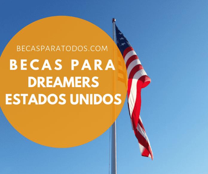 Becas para dreamers graduados de secundarias y colegios comunitarios