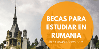 Becas para mexicanos, grado y posgrado en Rumania
