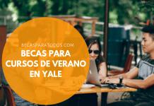 Becas para curso de verano en Yale, convocatoria Santander