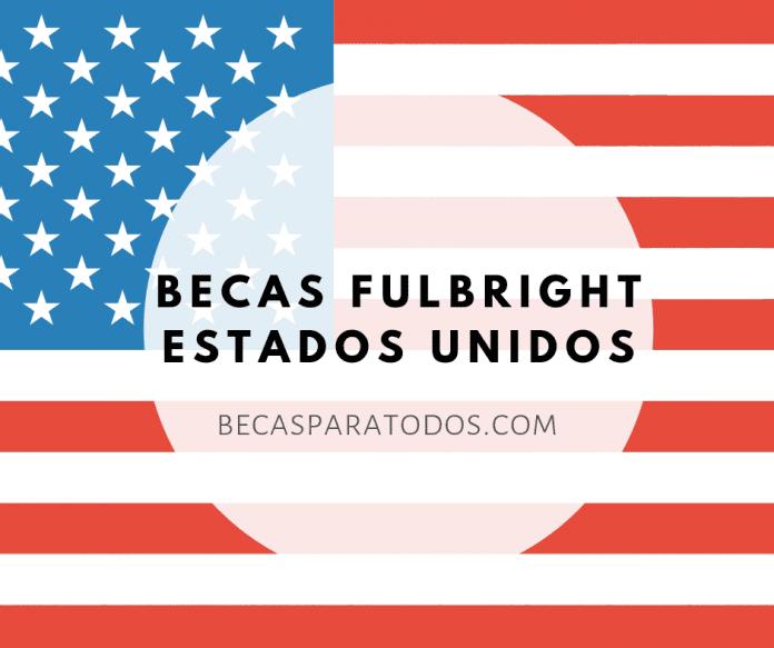 Colciencias Becas Fulbright, doctorado en Estados Unidos
