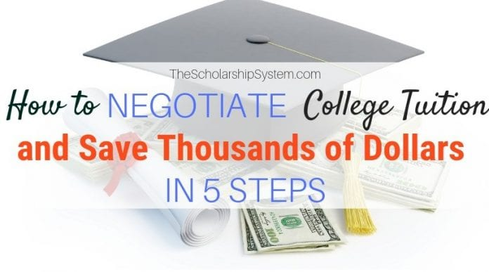 How to Work Out College Tuition and Conserve Countless Dollars in 5 Actions