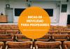 Becas de movilidad nacional para estudiantes normalistas mexicanos